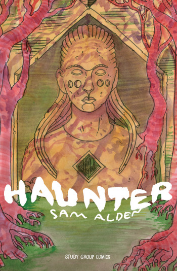 Haunter-Cover-Front