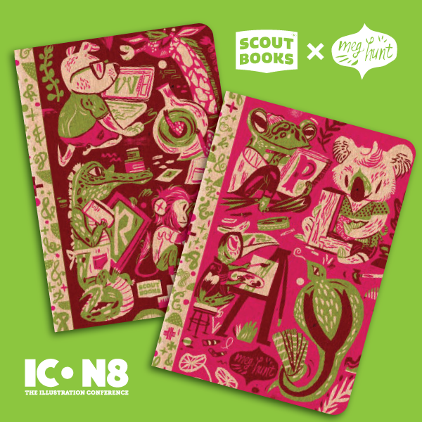 ICON-Meg-Hunt-Scout-Books-Square