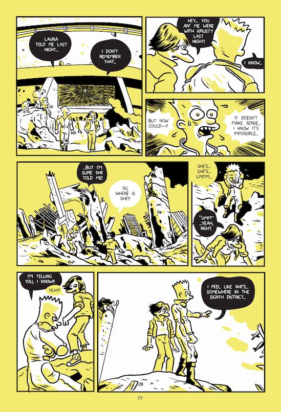 Bartkira Vol.5, Page 77 by François Vigneault