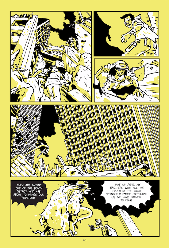 Bartkira Vol.5, Page 78 by François Vigneault
