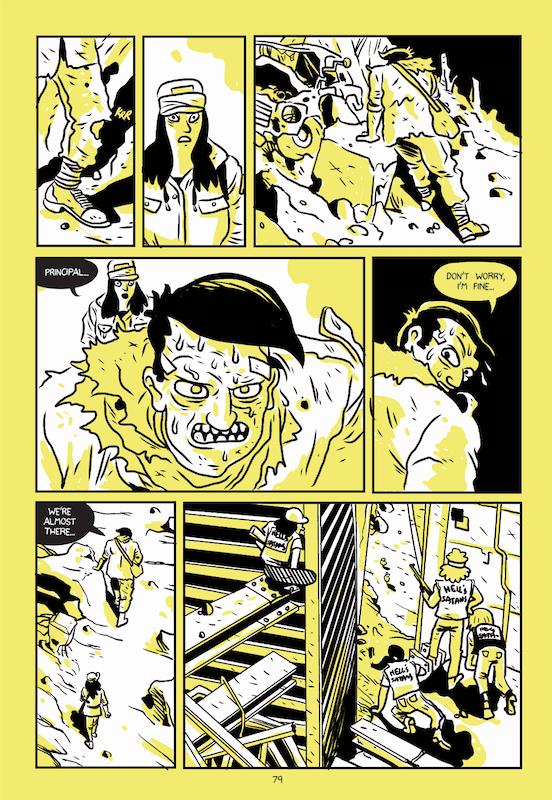 Bartkira Vol.5, Page 79 by François Vigneault
